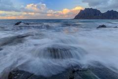 Amazing wave, Uttakliv