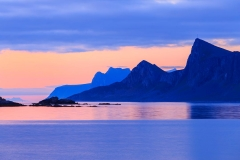 Lofoten, summer night