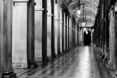 Colonnade Archaeological museum, Venezia
