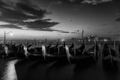 Venezia, Grande Canal, Gondolas