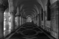 Colonnade Palazzo Ducale, Venezia