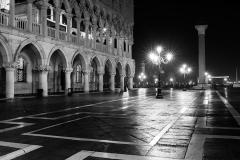 Venezia, Piazza San-Marco in the night