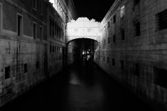 Venezia, Ponte dei Sospiri, classic view