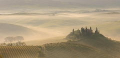 Podere Belvedere in the Val D'orcia Tuscany