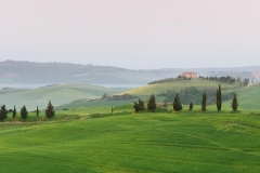 Val d'Orcia view