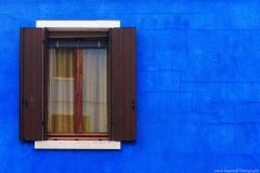 Burano, Italy, windous