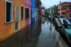 Venezia, Aqua in Burano