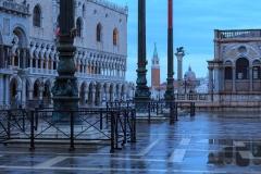 Rain in San-Marco, Venezia