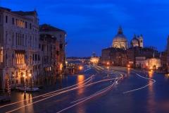 Santa Maria della Salute, view from Ponte dell Accademia