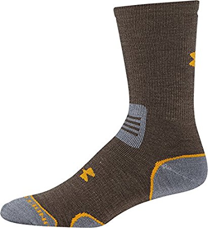 Under Armour Men's Hitch Heavy II Crew Boot Socks