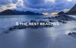 5 the best beach lofoten