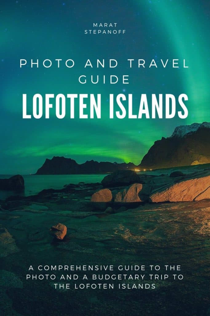 Lofoten islands photo and travel guide