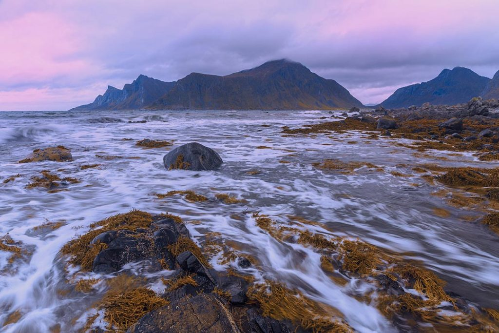 Autumn on The Lofoten Islands