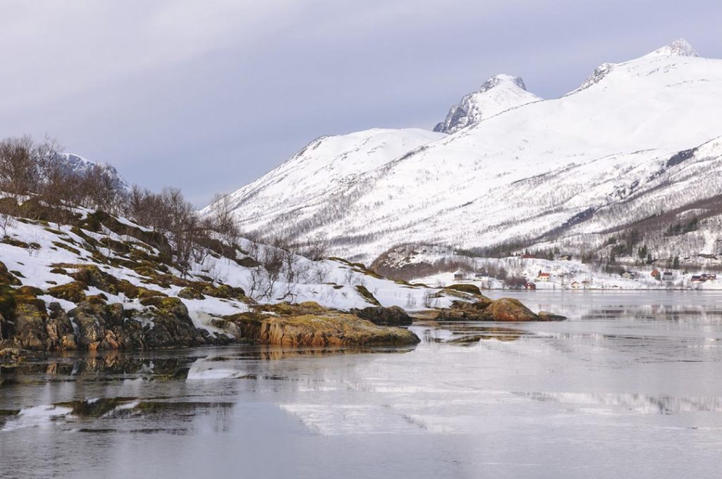 Winter on The Lofoten Islands