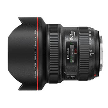 Canon EF 11-24mm f/4 l USM IS