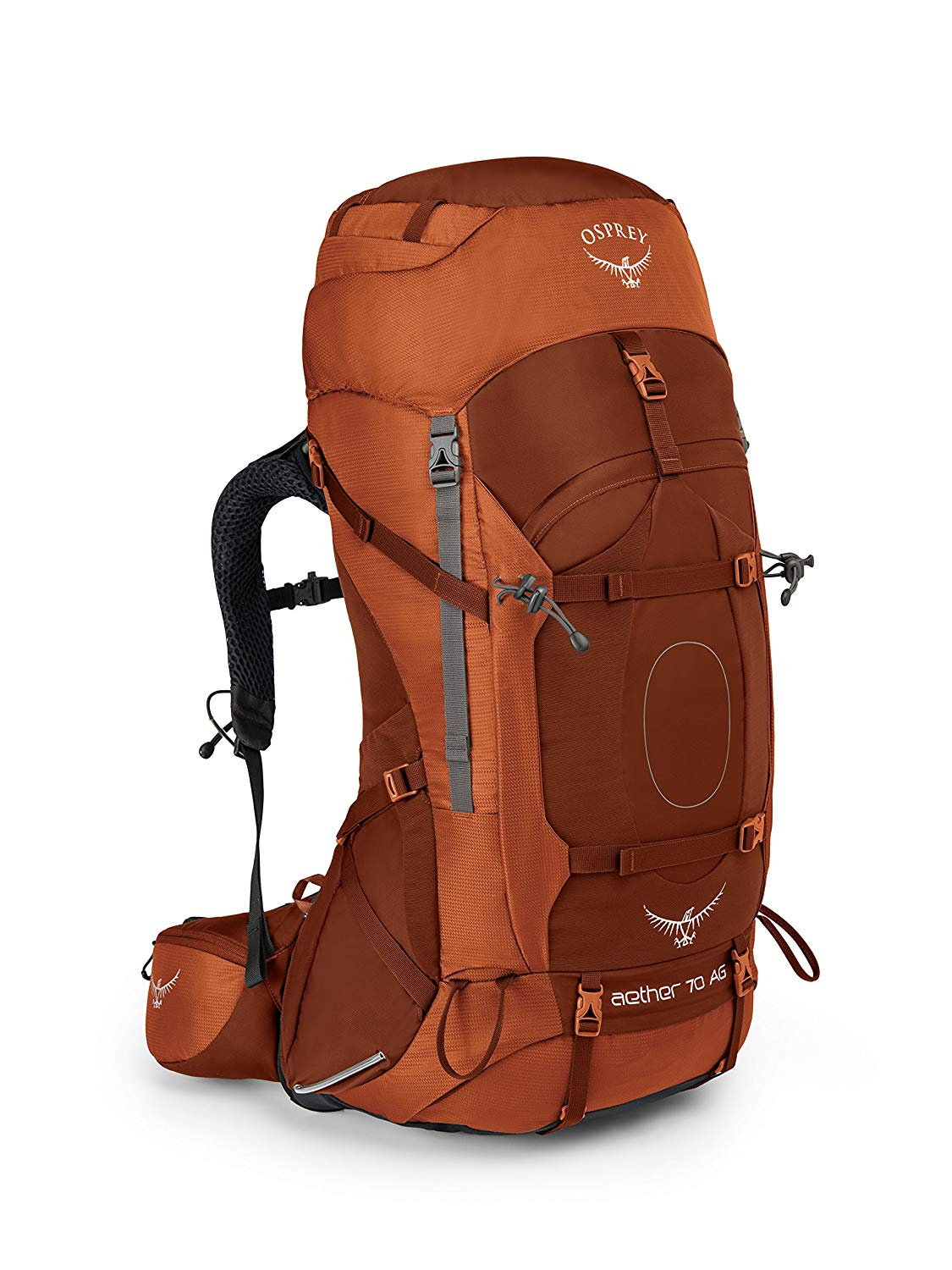 Osprey Packs Aether AG 70 Men's Backpacking Backpack