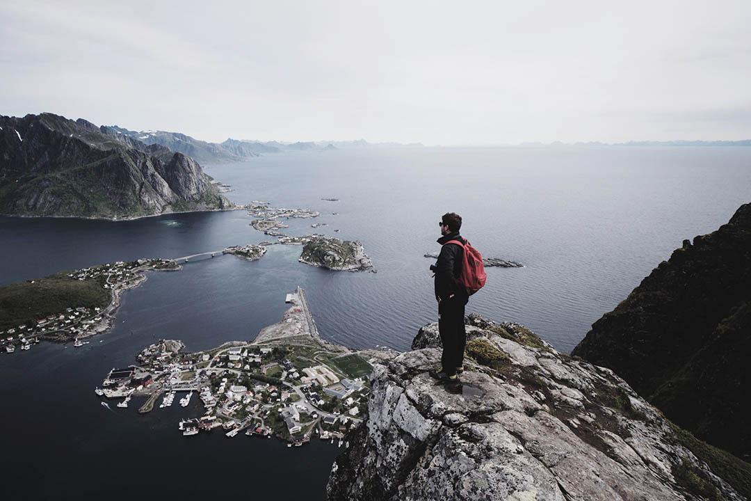 lofoten islands ininerary