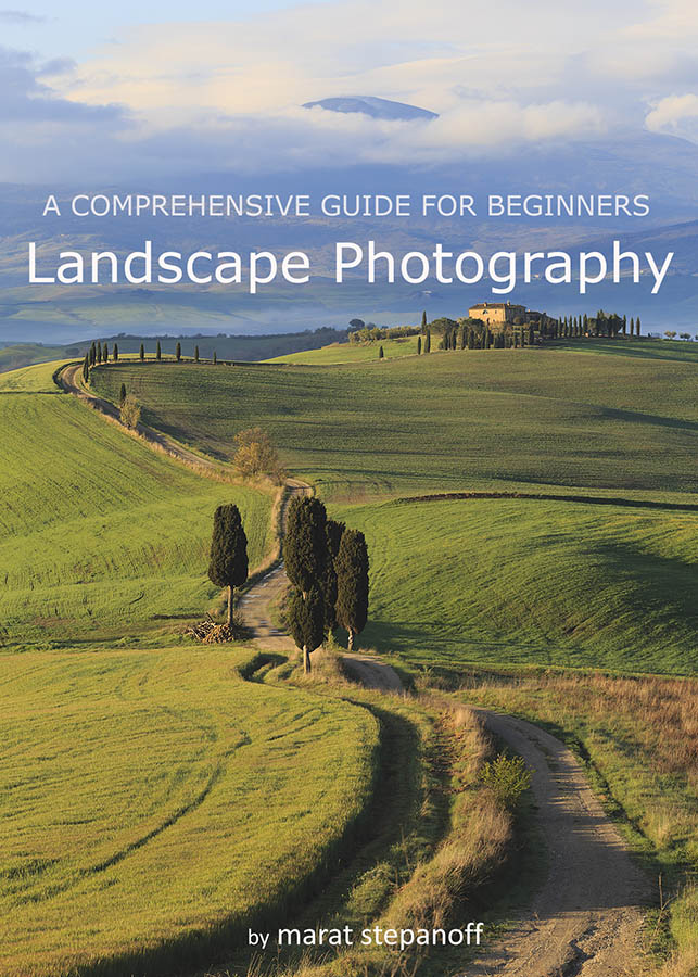 Landscape Photography Book cover