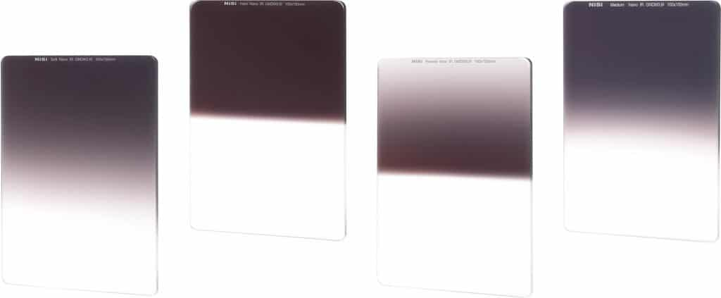 NiSi GND Filters