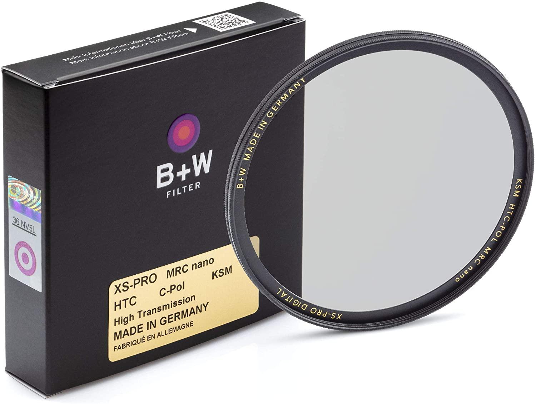 B+W Xs-Pro Htc Circular Polariser Filter Kasemann Mrc Nano 30.5 mm