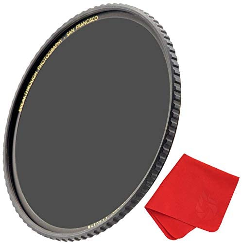 Breakthrough Photography 77mm X4 10-Stop Fixed ND Filter