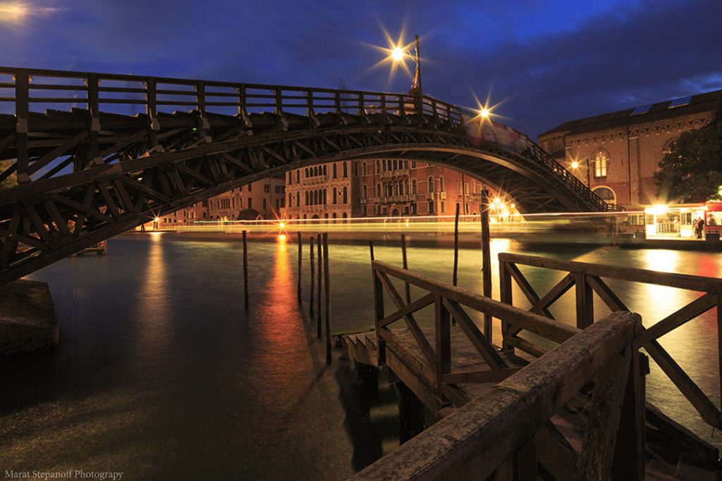 Obviously, you can't do without a good tripod for landscape and architectural photography